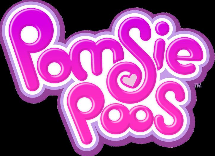 Pomsie-Poo logo
